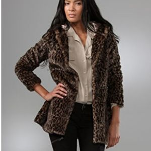 Nwt Free People About Town Coat.